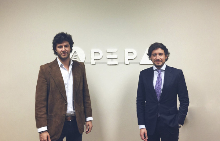 agencia pepa firma con jose luís Fraga – faas (facilities assets and solutions)