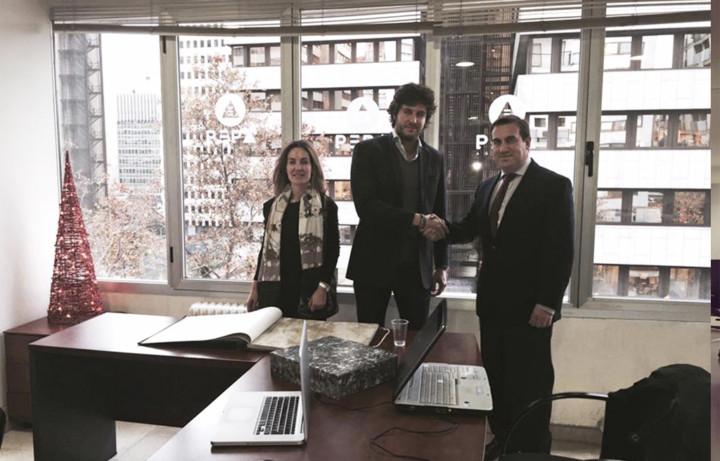agencia pepa firma con el bufete sanchez cervera abogados