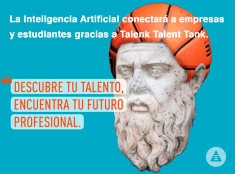 la inteligencia artificial conectara a empresas y a estudiantes gracias a talent tank